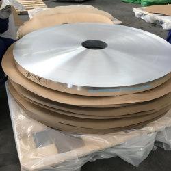 A aleta de alumínio do radiador de aquecimento com condensador Fin