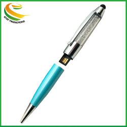 32 Go de stylo à bille Cristal élégant stylo USB Flash Drive.