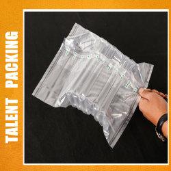 كيس بلاستيك مطاطي بعمود هوائي لمسحوق الحليب والنبيذ النقل