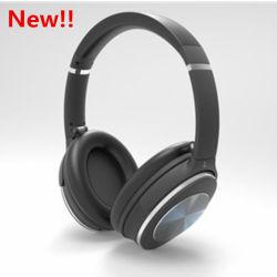 L'annulation du bruit active des écouteurs Bluetooth stéréo hi-fi