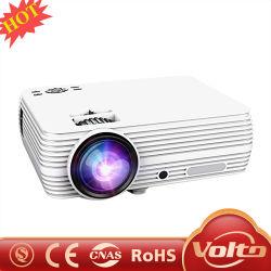 Inicio proyector de películas HD Mini proyector portátil 5000lumen