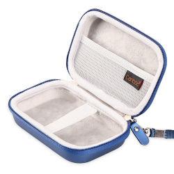 Gc ODM OEM EVA Rígida para impressora de câmara pequena impressora fotográfica portátil caso Zipper Hard Shell Bag