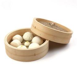 China bildete Qualität besten Preis Bambusdampfer-Nahrung
