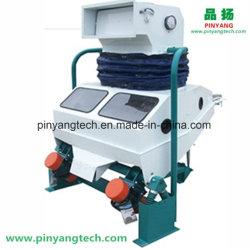 Tqsx125un type d'aspiration de la gravité Stoner Machine de traitement pour le riz