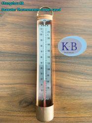 Морской оптовой бак термометры в латуни с Sampler