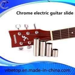 Acero al por mayor de diapositivas de la guitarra guitarra eléctrica Pick articulación tubo Accesorios