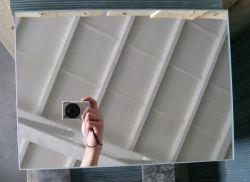 2mm 6mm Argent Salle de bains en verre de rétroviseur