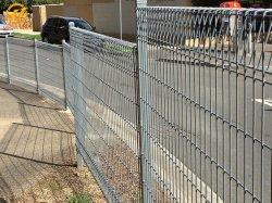 柵の塀のニュージーランドのための鋼鉄によって電流を通される一時塀のパネル