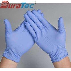 510K Poedervrij wegwerponderzoek Nitril-/latex-/vinylhandschoenen 100% L/C-teken Met fabriek