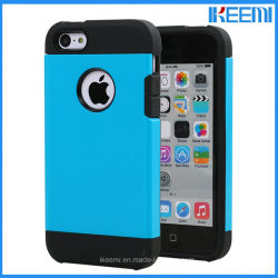 Commerce de gros Spigen robuste ARMOR Mobile Cell Phone Accessories Étui pour iPhone 5c