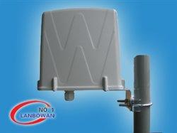 Integrierte Antennen mit Einschließung