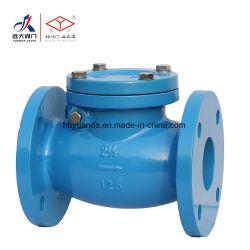 A ANSI 125Lb da válvula de retenção do giro