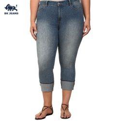 2019 наиболее востребованных Sexy Леди жир фитинг Skinny джинсы