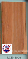 Laminate impresso Lct Plywood per Kitchen Furniture (LCE-8005)