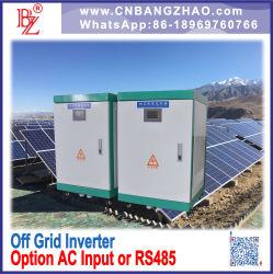 La réduction de la tension de charge du moteur de démarrage onduleurs-3 Phase Inverter-Solar vent inverseurs hybride PV