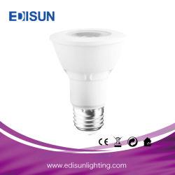 مصباح LED الموفرة للطاقة PAR20 PAR30 بقدرة 7 واط بقدرة 11 واط بقدرة 13 واط بقدرة 18 واط طراز E27 PAR38 في الساعة