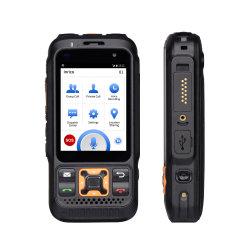Neuer Netz-POC-Radio mit SIM Telefon WiFi 4G androides Systems-Doppelmikrofon-Lärmverminderung Inrico S100