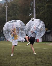 Football Games를 위한 Quality 높은 1.0mm PVC Bubble Soccer
