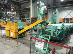 Personalizar a máquina de corte de trapos de pano para a cadeia de reciclagem