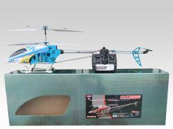 Canal de 50pouces 3,5 Gyroscope cadre métallique du système RC Helicopter jouet avec voyants
