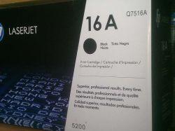HP CE255A (255A)のためのレーザーのカートリッジ(7516A)