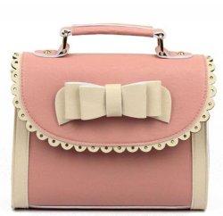 2013 Nouvelle mode mignon Vintage 060335 Bow sac à main (RF)