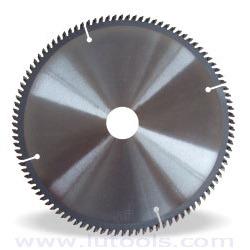 Tct las hojas de sierra para cortar materiales de aleación de aluminio y otros