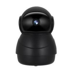 1080P negro la detección de movimiento de cámara de infrarrojos de CCTV IP Domo