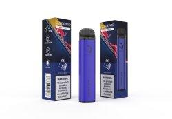 電子タバコの使い捨て可能な蒸発器のGunnpod Vapeの自我のEタバコ