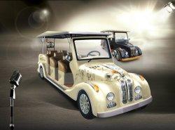 8 Seater Electric Vintage Car