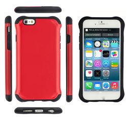 Красивый дизайн моды высокого качества комбинированных чехол для iPhone 6