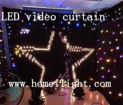 LED Video Cloth voor Stage Performance