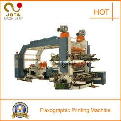 기계 (JTH-4100)를 인쇄하는 자동적인 열 종이 롤 Flexo