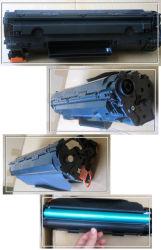 Для HP CB388A совместимых и восстановленных картриджей с тонером