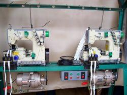 Hi-Speed Machine à coudre industrielles à fermeture éclair en nylon (0302)