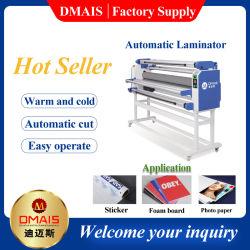 L'impression numérique avec outil de coupe 1700mm de levage de l'air à haute efficacité Film plastificateur couché