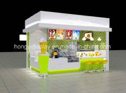 Diseño único en el exterior Kiosco Kiosco de comida rápida al aire libre// Calle moderna quiosco de comida para la venta
