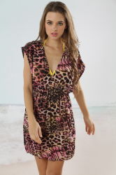 2013 fashion robe de plage (FG-DR002J)