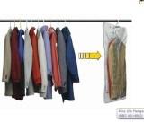 Clothing Storage (NBL-HB105)のためのハングのHook Hanger Vacuum Storage Bag