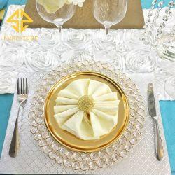 2021 Hot-Selling Placas de jantar para o casamento de Eventos Hotel Banquete