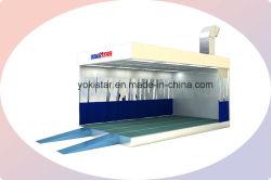 Verniciare la cabina di spruzzo commerciale delle stazioni della preparazione per la vendita dell'automobile