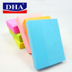 Fabricant Chinois écologique Custom Notes adhésives papier bloc-notes (DH-9701)