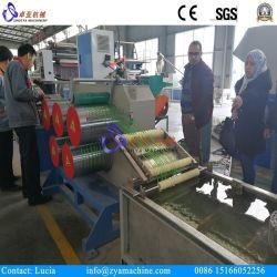 Pet/PP/HDPE LDPE/Cuerda de plástico de fibra monofilamento de hilados de filamentos de la cuerda haciendo girar la máquina de extrusión