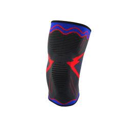 カスタマイズされたネオプレンの肘サポート波カッコの伸縮性がある膝サポートを必要とする
