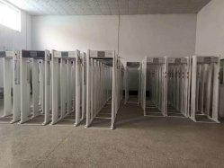 Châssis de porte thermomètre infrarouge pour les supermarchés du détecteur de température du corps