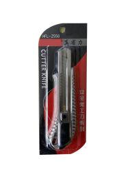 18mm Auto Cutter de sécurité rétractable couteau utilitaire Papeterie Couteau pour utilisation de bureau