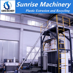 Stofvrije Automatische het Mengen zich van de Hoge snelheid van pvc Machine met Vacuüm het Voeden Apparaat