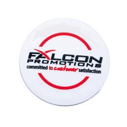 Custom Logo Soft PVC Coffee Coaster für Werbegeschenk