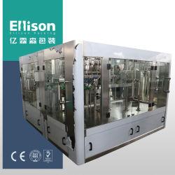 Schlüsselfertiges Projekt-Aqua-Wasser-abfüllender Geräten-Fertigkeit-Bierbrauen-weich kohlensäurehaltiger Getränk-Getränkefüllender Verpackungs-Maschinerie-Pflanzenpreis in China