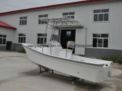 Barco de casco de fibra de vidro Liya 5,8 milhões a barra de suporte de barcos de pesca de navios